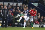 Soccer - Barclays Premier League - West Bromwich Albion v Swansea City - The Hawthorns