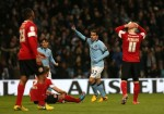 Soccer - FA Cup - Quarter Final - Manchester City v Barnsley - Etihad Stadium