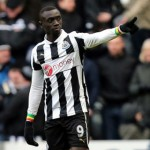 Newcastle 2-1 Stoke – Cissé Strikes Late As Magpies Down Potters (Photos & Highlights)