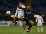 Soccer - UEFA Europa League - Round of 16 - Second Leg - Inter Milan v Tottenham Hotspur - Stadio Giuseppe Meazza