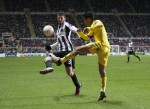 Soccer - UEFA Europa League - Round of 16 - Second Leg - Newcastle United v Anzhi Makhachkala - St James' Park