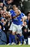 Soccer - Barclays Premier League - Everton v Manchester City - Goodison Park