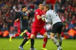 Soccer - Barclays Premier League - Southampton v Liverpool - St Marys' Stadium
