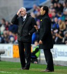 Soccer - Barclays Premier League - Wigan Athletic v Newcastle United - DW Stadium