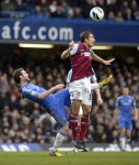 Soccer - Barclays Premier League - Chelsea v West Ham United - Stamford Bridge