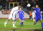Soccer - 2014 World Cup Qualifier - Group H - San Marino v England - Serravalle Stadium