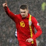 World Cup: Scotland 1-2 Wales – Ramsey Inspires Welsh Fight Back At Hampden (Photos & Highlights)