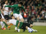 Soccer - 2014 World Cup Qualifier - Group C - Republic of Ireland v Austria - Aviva Stadium