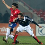 World Cup: Serbia 2-0 Scotland – Scots Outclassed By Serbs, Remain Bottom Of Group A (Photos & Highlights)