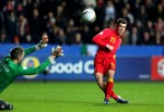 Soccer - 2014 World Cup Qualifier - Group A - Wales v Croatia - Liberty Stadium