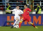 Montenegro England WCup Soccer