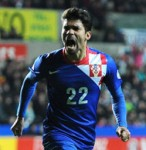 World Cup: Wales 1-2 Croatia – Eduardo Pounces At The Death To Down Dragons (Photos & Highlights)