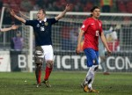 Soccer - 2014 World Cup Qualifier - Group A - Serbia v Scotland - Karadorde Stadium