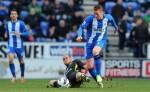 Soccer - Barclays Premier League - Wigan Athletic v Norwich City - DW Stadium