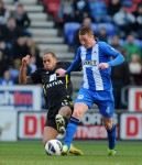 Soccer - Barclays Premier League - Wigan Athletic v Norwich City - DW Stadium