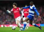 Soccer - Barclays Premier League - Arsenal v Reading - Emirates Stadium