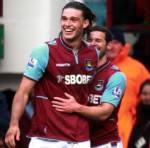 West Ham 3-1 West Brom – Clinical Carroll Crushes Baggies At The Boleyn Ground (Photos & Highlights)