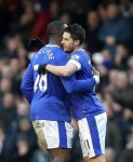 Soccer - Barclays Premier League - Everton v Stoke City - Goodison Park