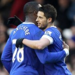 Everton 1-0 Stoke – Mirallas Magic Keeps Toffees In Euro Hunt (Photos & Highlights)