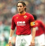 12 Cracking Photos Of Francesco Totti To Mark Il Capitano's 20 Years In Business