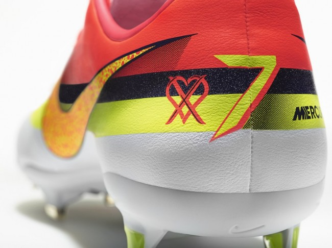5c503324f3879 Cristiano Ronaldo s New Nike Mercurial Boots Are What One Might Call   Garish  (Photos)