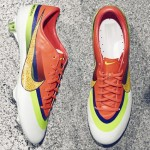 Cristiano Ronaldo's New Nike Mercurial Boots Are What One Might Call 'Garish' (Photos)