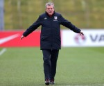 Soccer - 2014 World Cup Qualifier - Group H - San Marino v England - England Training and Press Conference - St George's Park