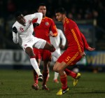 Soccer - Under 21's International - England v Romania - Adams Park