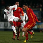 Wilfried Zaha Scores Beaut As England U21 Soundly Beat Romania U21 (Highlights & Photos)