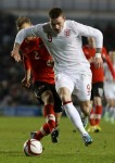 Soccer - Under 21 International - England v Austria - AMEX Stadium