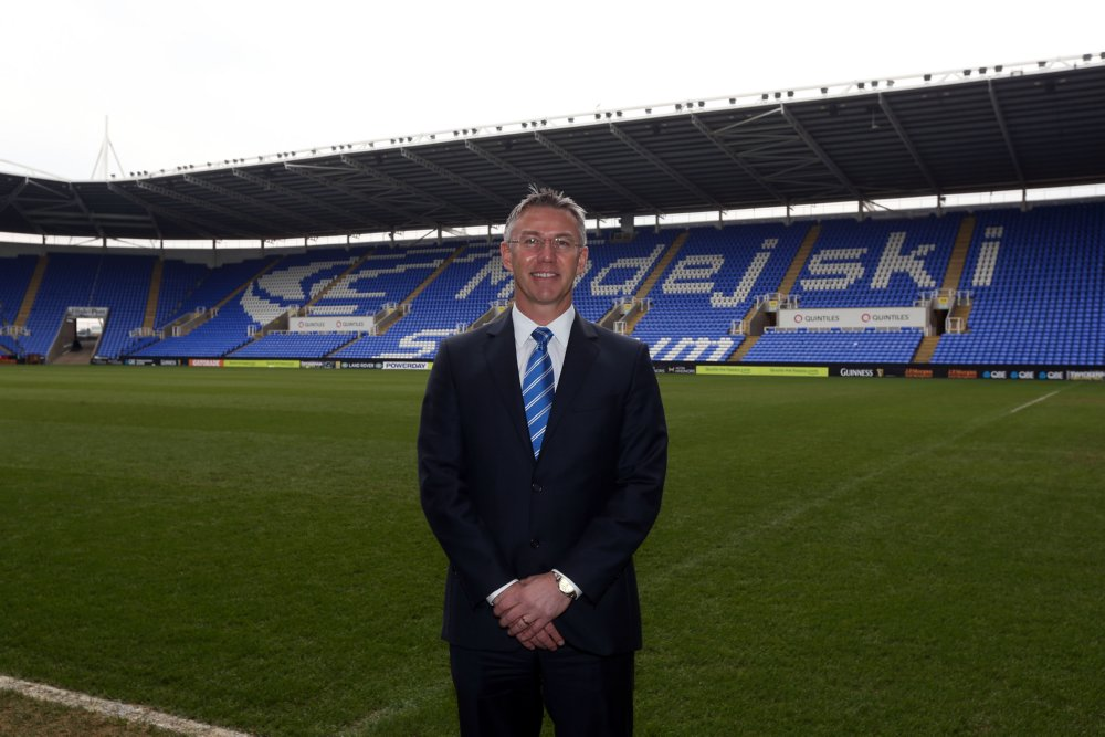 Reading Appoint Nigel Adkins To Drag Them From Sarlacc Pit