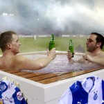 Grasshopper Zurich's New VIP Package Allows Fans To Watch Game From Pitchside Jacuzzi (Photos)