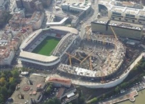 New San Mames Stadium