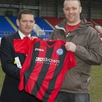 St Johnstone To Play In Colours Of Turkish Club Eskisehirspor After Being Given Royal Welcome Before Europa League Tie