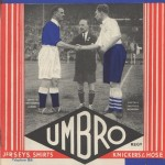 Retro Football: The 1935 Umbro Kit Catalogue