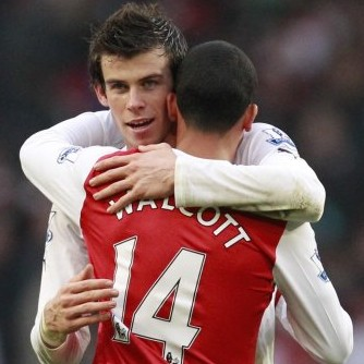 Theo Walcott Confesses He And Gareth Bale Were 'Underpant Bandits' Together At Southampton
