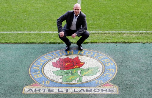 Soccer - npower Football League Championship - Blackburn Rovers Press Conference - Henning Berg Unveiling - Ewood Park