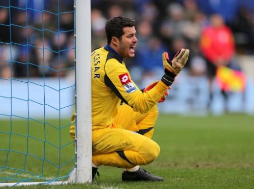 Soccer - Barclays Premier League - Queens Park Rangers v Tottenham Hotspur - Loftus Road