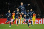 Soccer - UEFA Champions League - Quarter Final - First Leg - Paris Saint-Germain v Barcelona - Parc des Princes