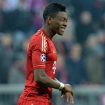 Football GIF: Can Someone Please Explain The Weird Deflection On David Alaba's Shot?