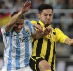 Champions League: Malaga 0-0 Dortmund – Wasteful Dortmund Fail To Score In Spain (Photos & Highlights)