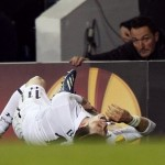 Football GIF: Gareth Bale's Rubbery Ankle Injury On Infinite Loop