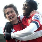 West Brom 1-2 Arsenal &#8211; Rosicky Brace Fires Gunners Into Top Four At The Hawthorns (Photos &#038; Highlights)