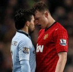 Man Utd 1-2 Man City – Aguero Magic Restores Pride For Citizens At Old Trafford (Photos & Highlights)