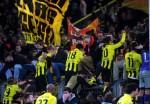 Soccer - UEFA Champions League - Quarter Final - Second Leg - Borussia Dortmund v Malaga CF - Westfalenstadion