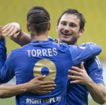 Europa League: Rubin Kazan 3-2 Chelsea (agg 4-5) – Blues Through To Last Four Despite Nervy Defeat In Russia (Photos & Highlights)