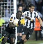 Europa League: Newcastle 1-1 Benfica (agg 2-4) Magpies Out After Draw At St James' Park (Photos & Highlights)