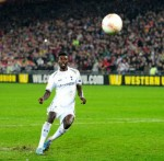 Football GIF: Emmanuel Adebayor Skies His Spot-Kick vs Basel As Arsenal's Togolese Sleeper Cell Is Finally Activated