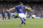 Soccer - Barclays Premier League - Everton v Queens Park Rangers - Goodison Park