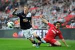 Soccer - FA Cup - Semi Final - Millwall v Wigan Athletic - Wembley Stadium